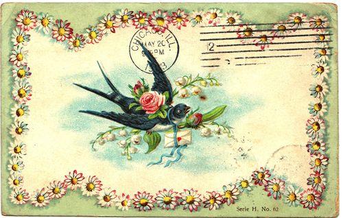 Pretty postcard 9
