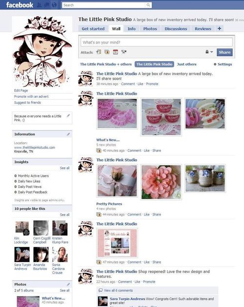 Facebook - The Little Pink Studio_1284677518217