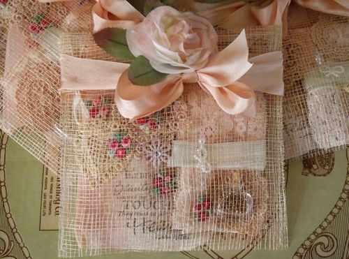 Romance embellishment kit