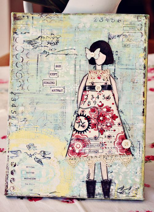 Cristina she art 2