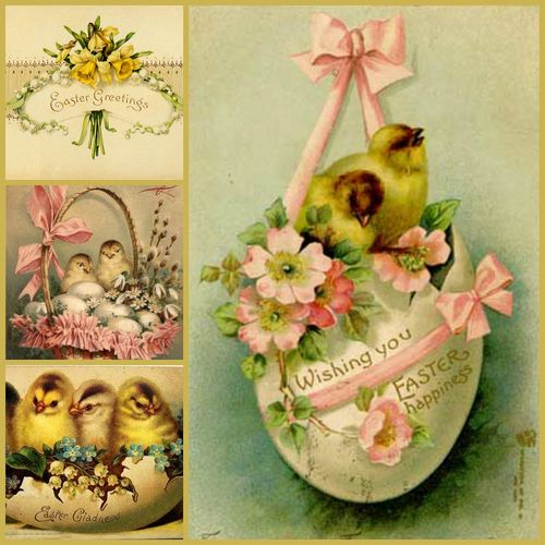 Easter collage 1