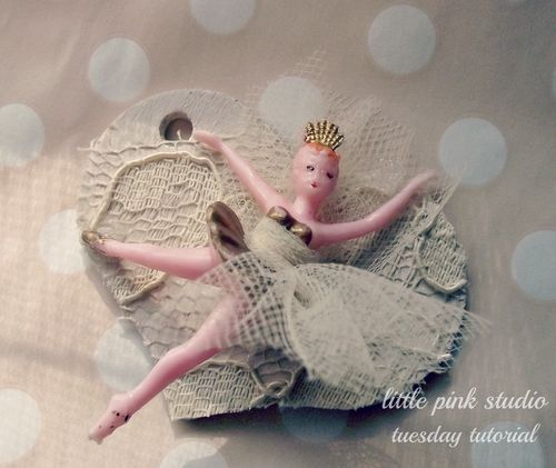 Ballerina tag tutorial