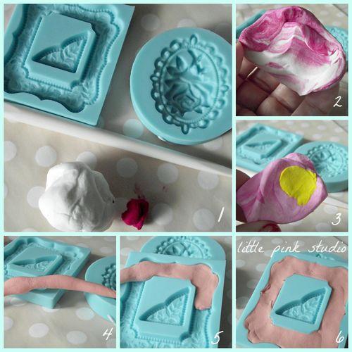 Paper clay tut