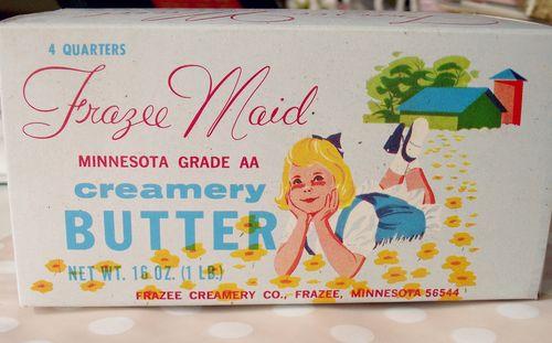 Frazee butter