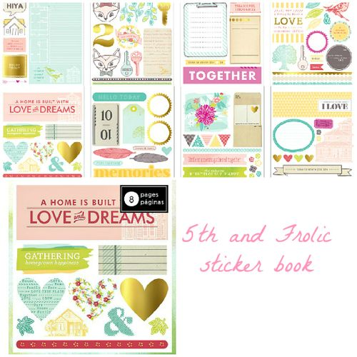 5th sticker book coll lg