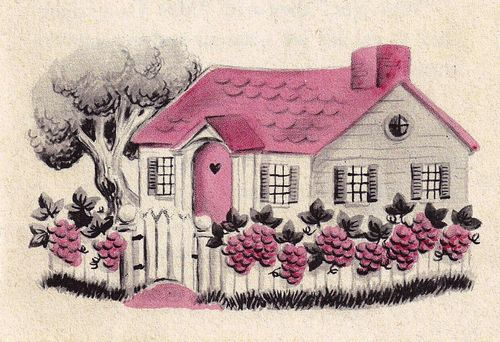 Once upon a time house