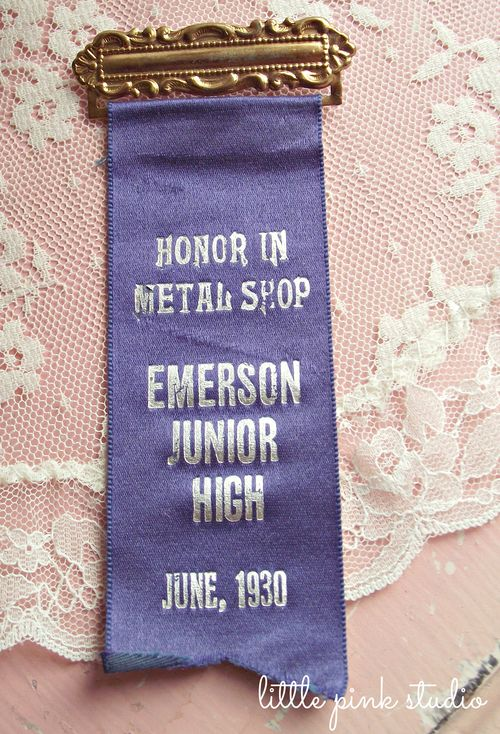 30s award ribbons