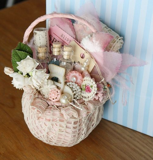 Jenny fowler may basket