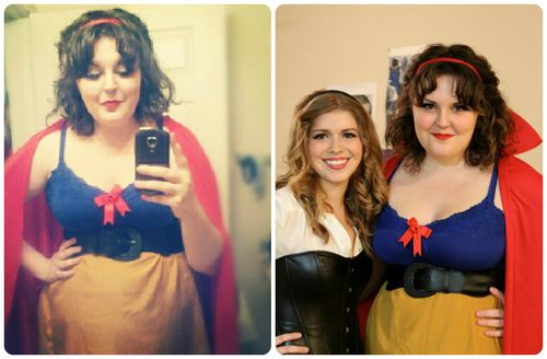 Snow white Collage