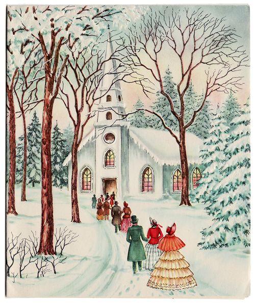 Church background