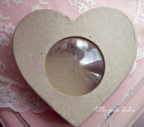 Heart shadowbox