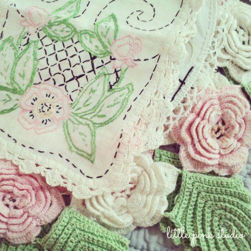 Pretty linens