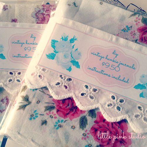 Hankie journals