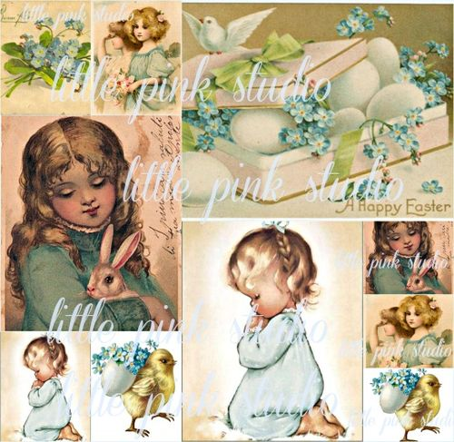LPS Happy Easter Collage lg