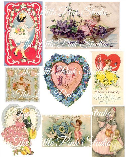 Valentine collage lg