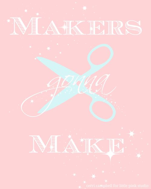 Makers gonna make wm