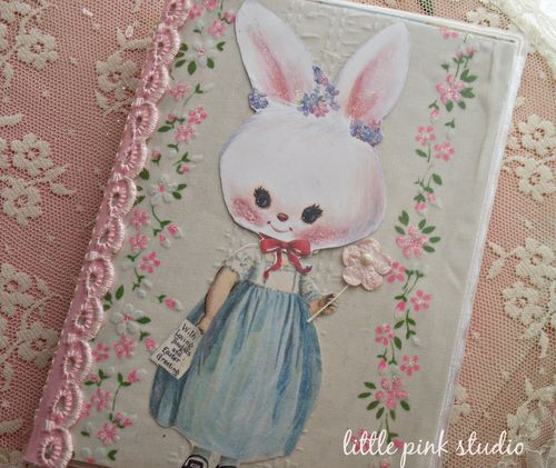 Easter whimsy book