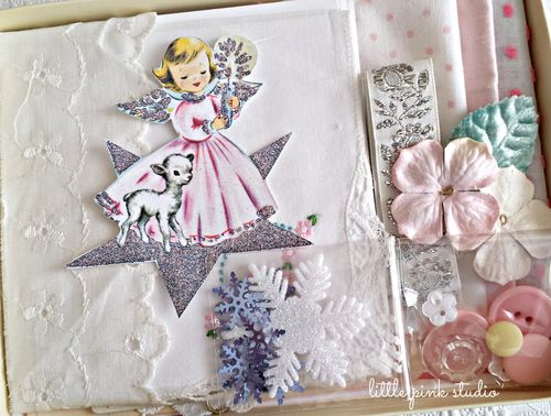Angel hankie kits