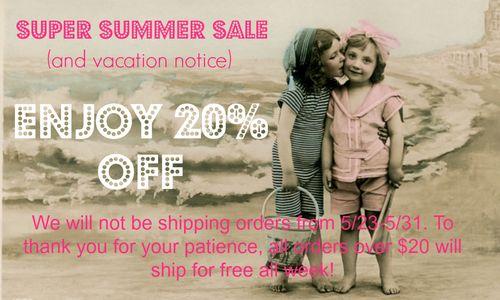 Summer sale 15 lps
