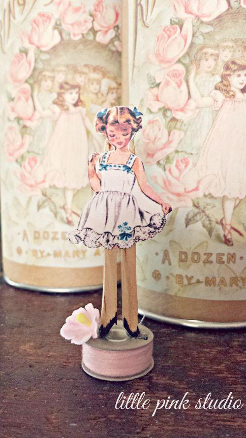 Bobbin doll add on