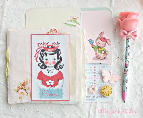 Spring list journal