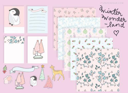 Itspaperpack_animals